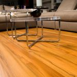 light wood flooring