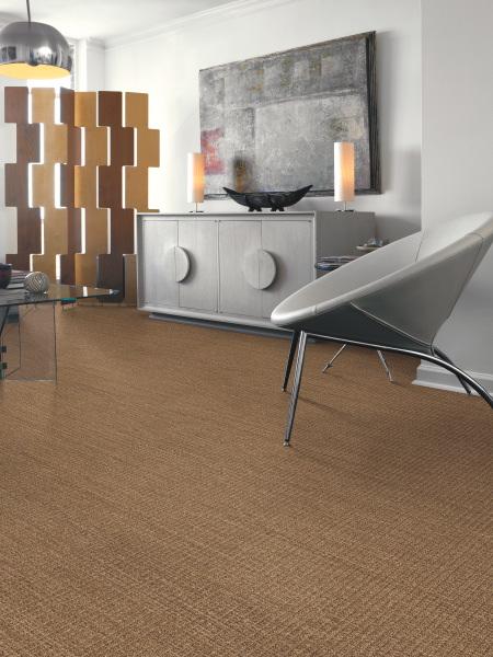 carpet fibers and carpet padding